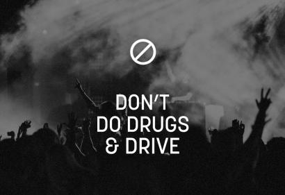 don't do drugs and drive